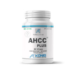 AHCC Plus Forte - super activator for the immune system