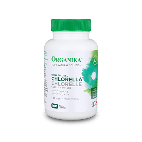 Chlorella - superfood