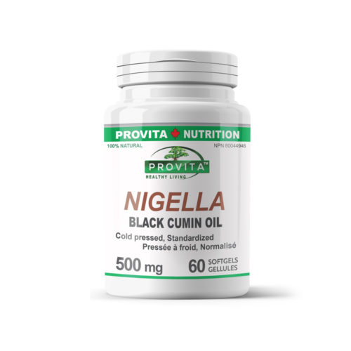 Nigella - Black Cumin Oil