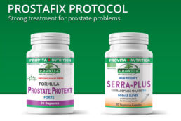 Prostafix Protocol – for prostate problems
