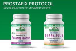 Prostafix Protocol – for prostate problems