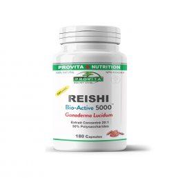 Reishi 5000 Ganoderma - 180 capsules
