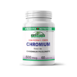 Chromium forte - helps with weight loss diet