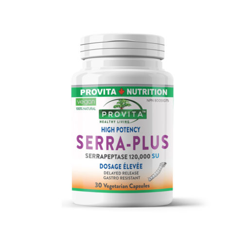 Serra Plus - super-proteolytic enzymes