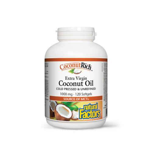 EXTRA VIRGIN COCONUT OIL – COCONUTRICH