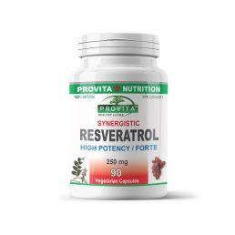 Synergistic Resveratrol – powerful antioxidant